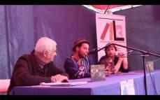- Rueda de prensa Feria del libro XXXIII Santander -