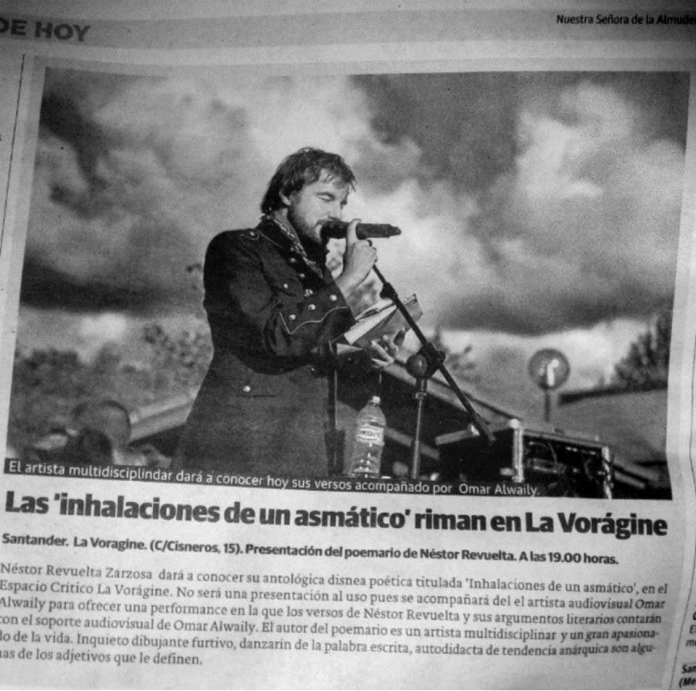 """Newspaper """"El Diario Montañés"""""""